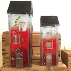 Høje glashuse til lys