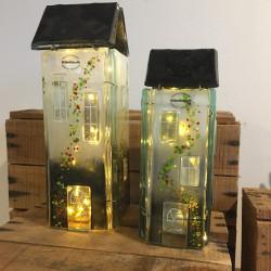 glashuse til lys